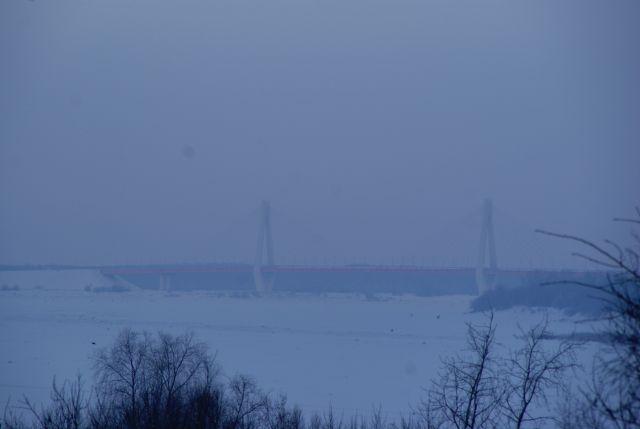 Красавец мост