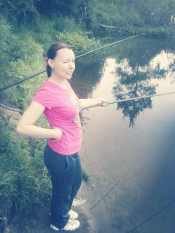 великий рыболов всея Руси:)